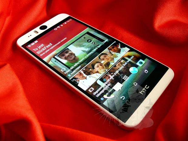 Recenzja HTC Desire Eye