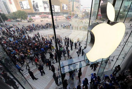 news-apple-sprzedaż-azja