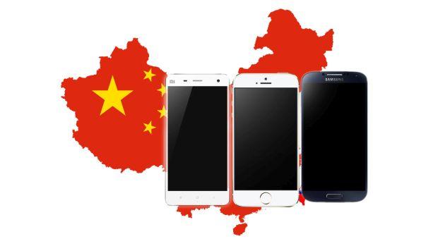 news-chiny-sprzedaż-smartfony