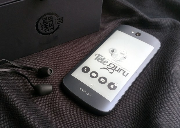 Yota YotaPhone 2 test