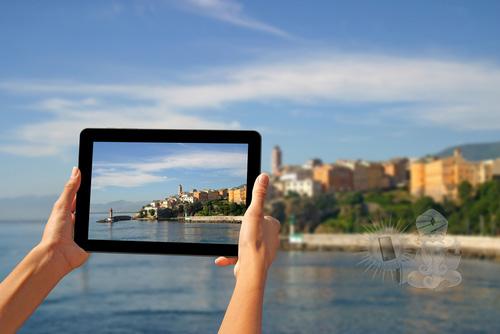 Fotografowanie Tabletem