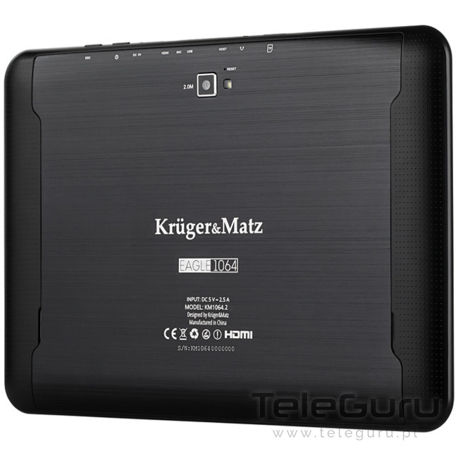 Krüger&Matz Eagle 1064.2 Wi-Fi