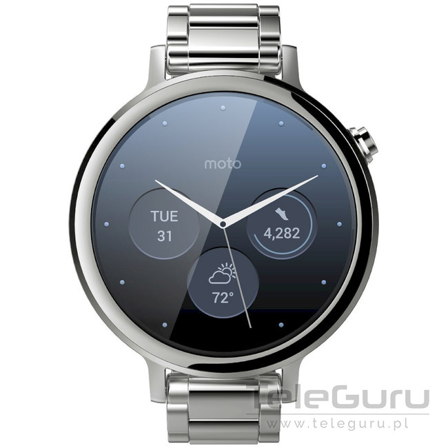 Lenovo Moto 360 46mm (2nd gen)