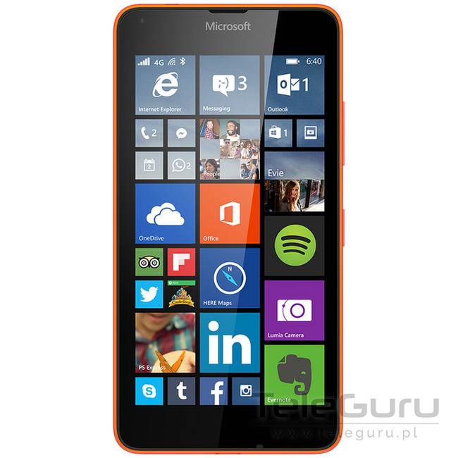 Microsoft Lumia 640 LTE Dual