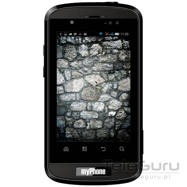 myPhone Hammer Iron