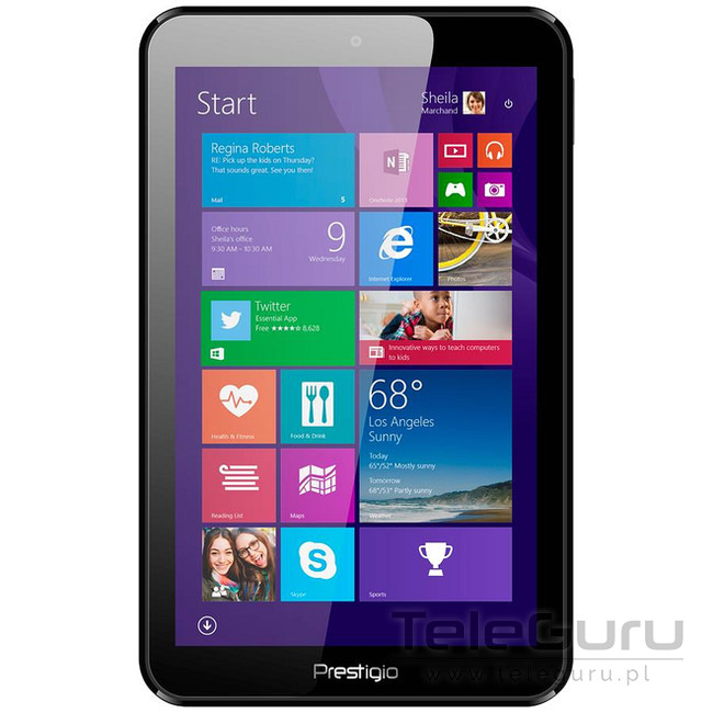 Prestigio MultiPad Visconte Quad