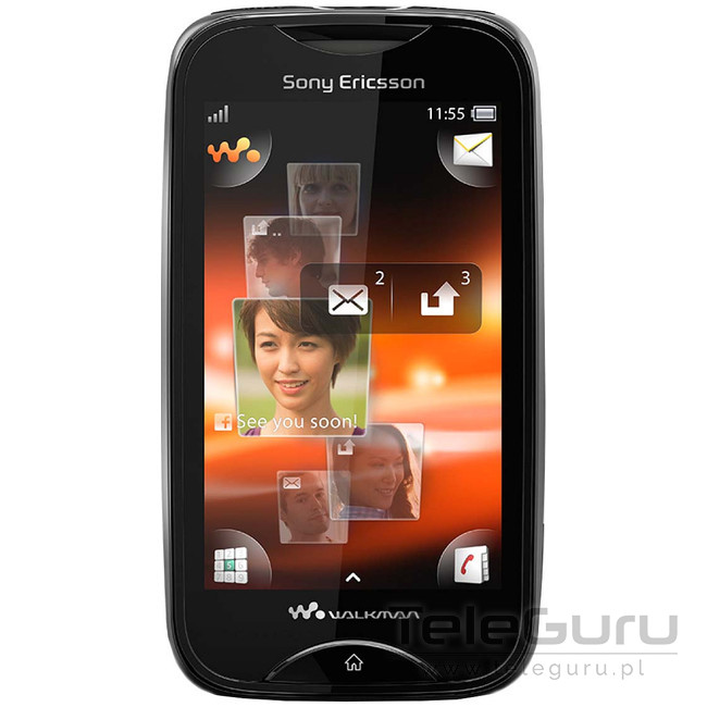 Sony Ericsson Mix Walkman