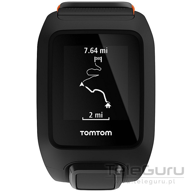 TomTom Adventurer Cardio Music