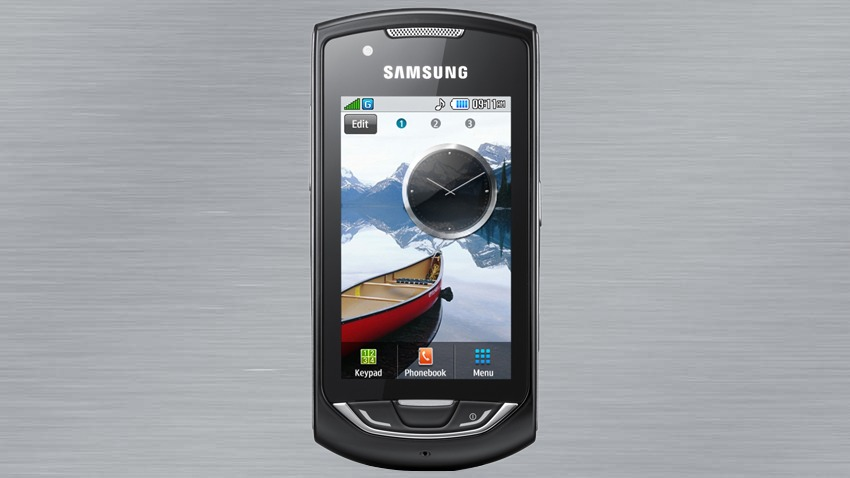 Photo of Test Samsung Monte