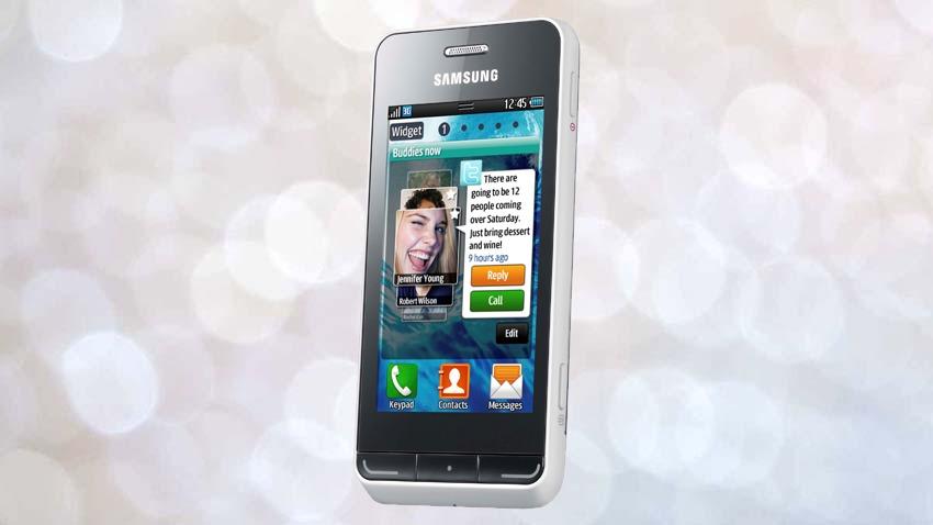 Photo of Test Samsung Wave 723