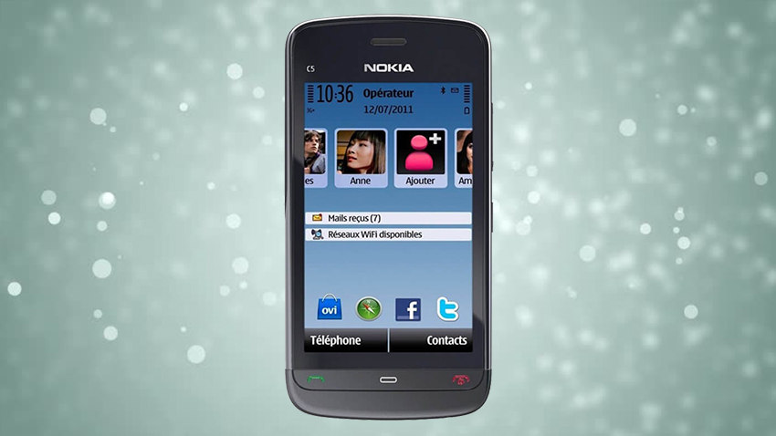 Photo of Test Nokia C5-03