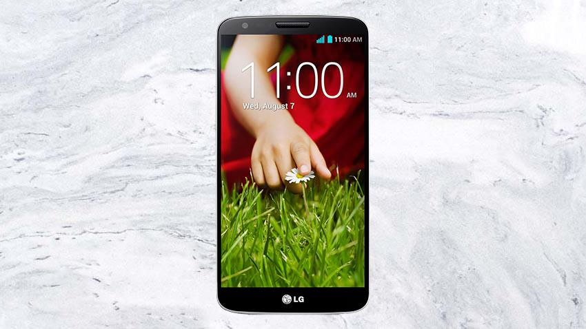 Photo of Test LG G2