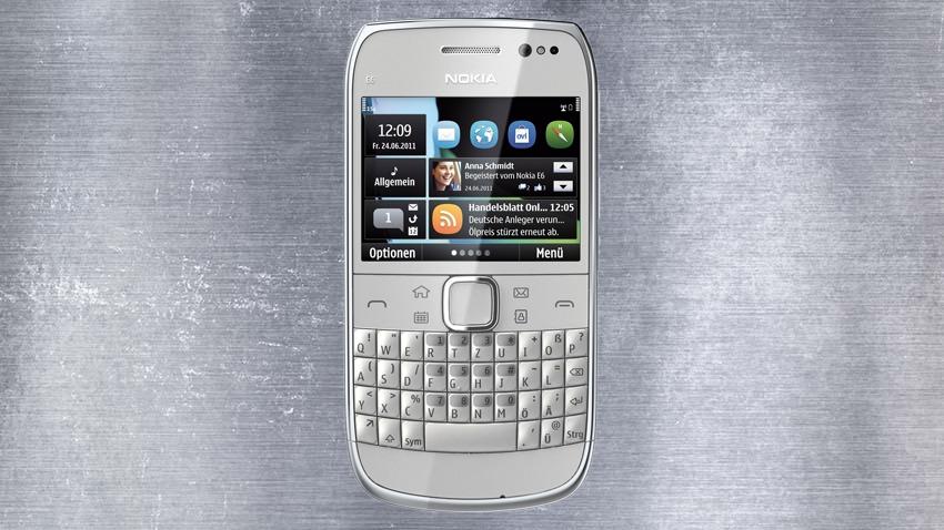 Photo of Test Nokia E6