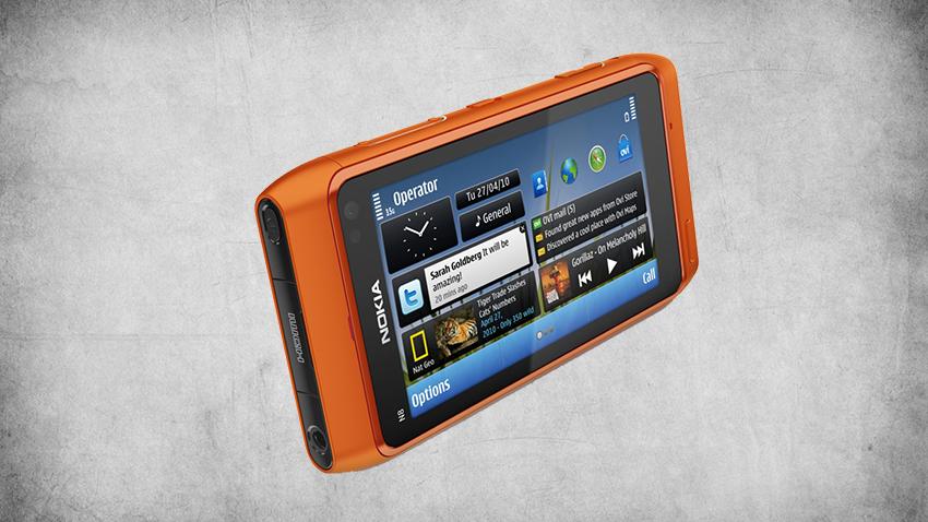 Photo of Test Nokia N8