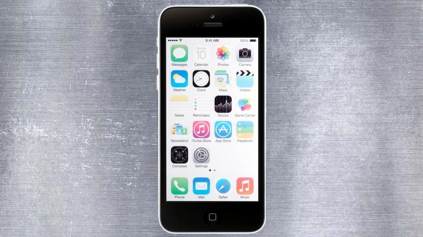 Photo of Test Apple iPhone 5C