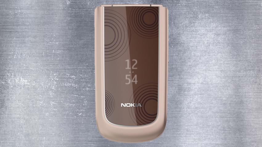 Photo of Test Nokia 3710 fold