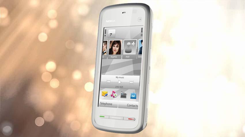 Photo of Test Nokia 5230