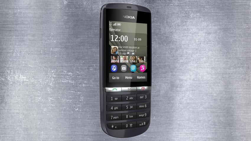 Photo of Test Nokia Asha 300