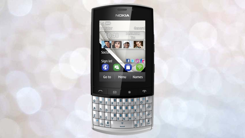 Photo of Test Nokia Asha 303
