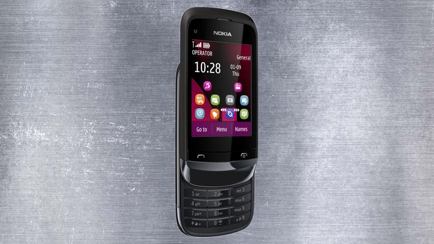 Photo of Test Nokia C2-06