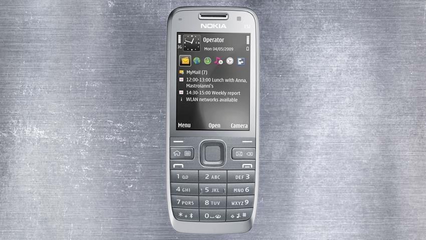 Photo of Test Nokia E55