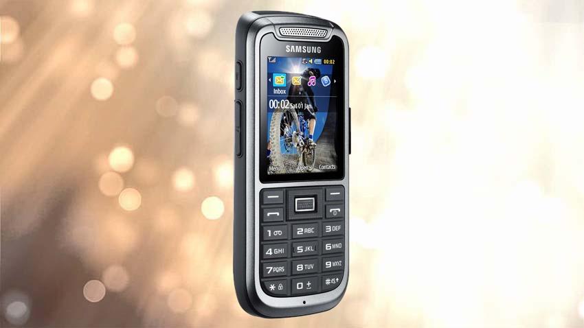 Photo of Test Samsung C3350