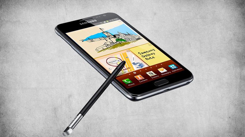 Photo of Test Samsung Galaxy Note