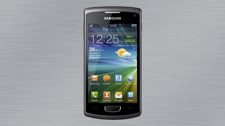 Photo of Test Samsung Wave 3