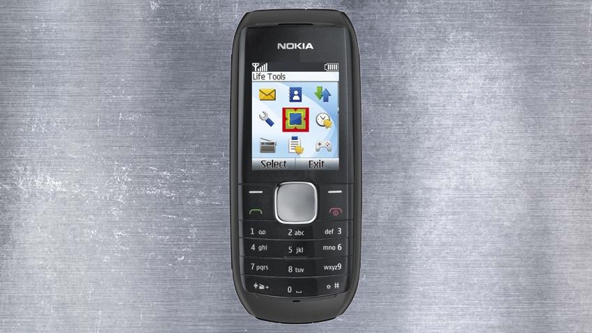 Photo of Test Nokia 1800