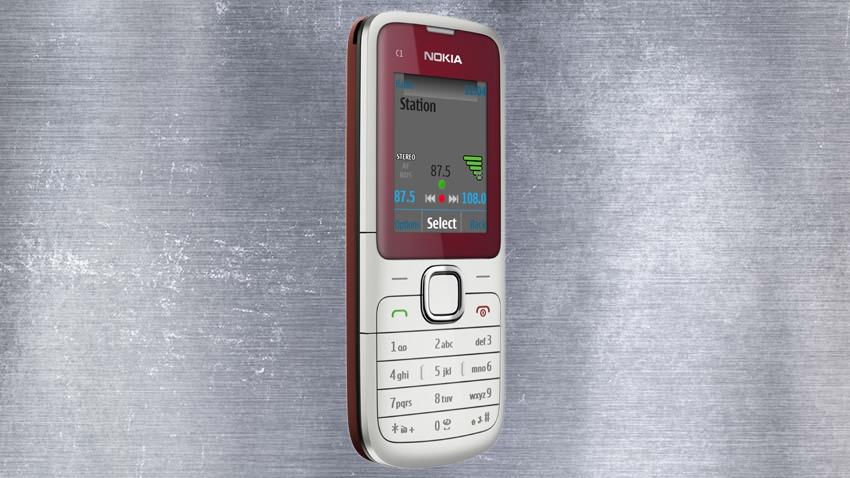 Photo of Test Nokia C1-01