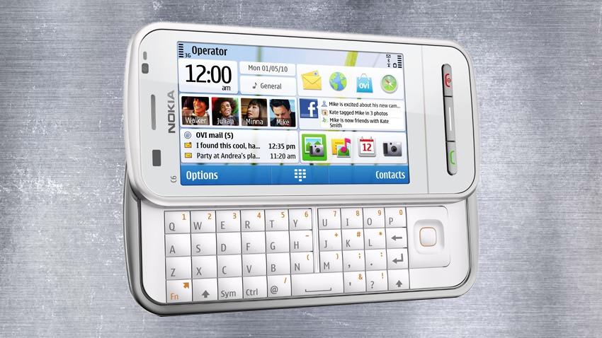 Photo of Test Nokia C6