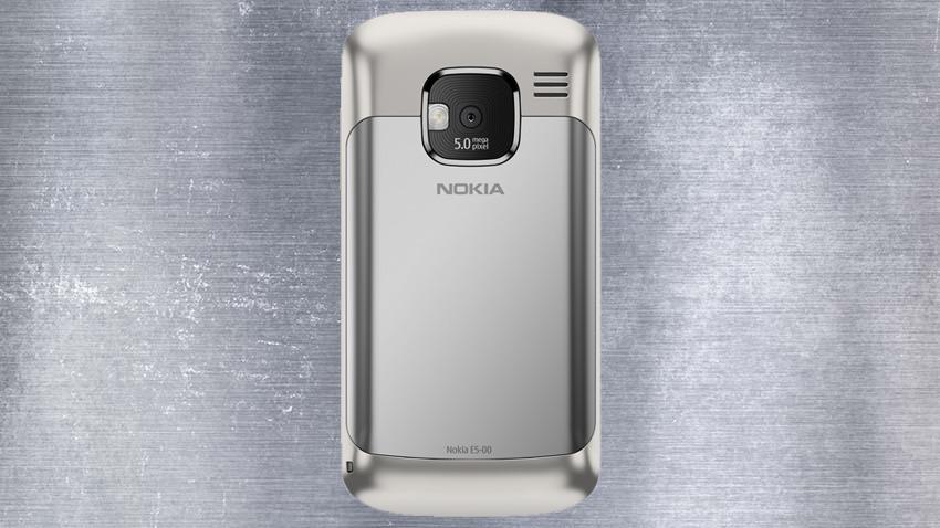 Photo of Test Nokia E5