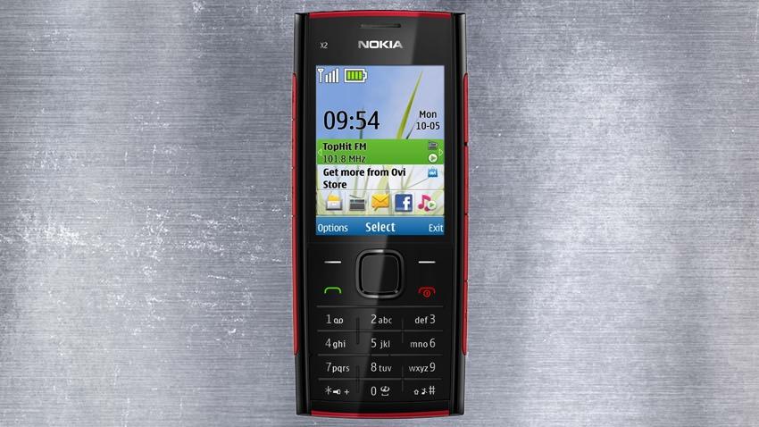 Photo of Test Nokia X2-02