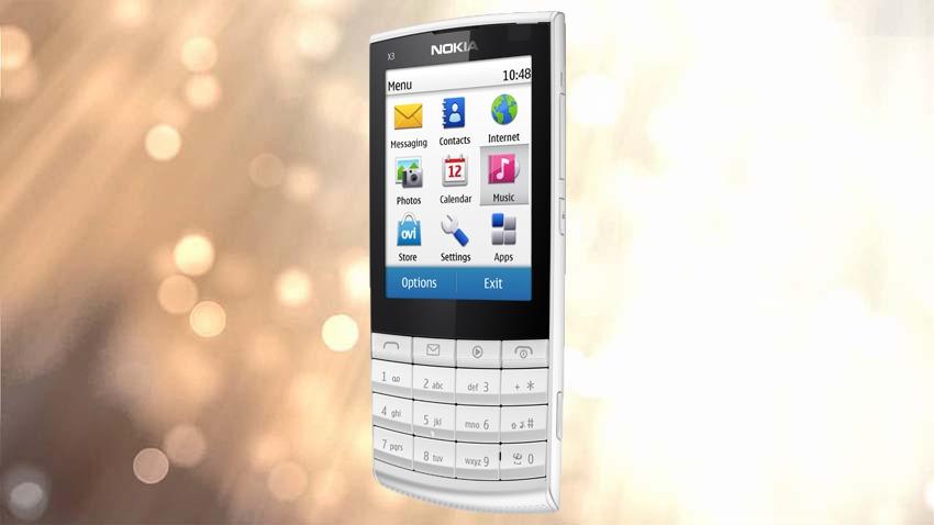 Photo of Test Nokia X3-02
