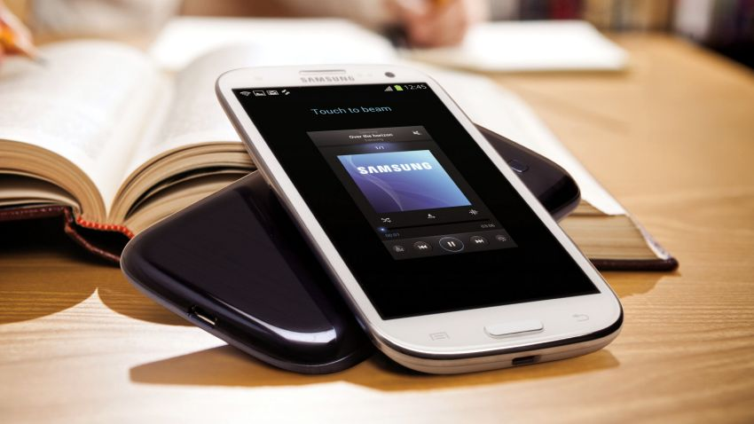 Photo of Test Samsung Galaxy S3