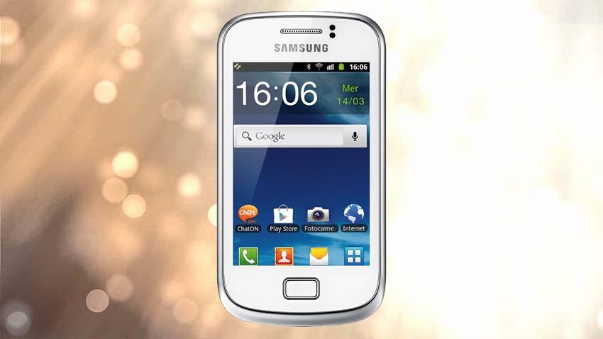 Photo of Test Samsung Galaxy Mini 2