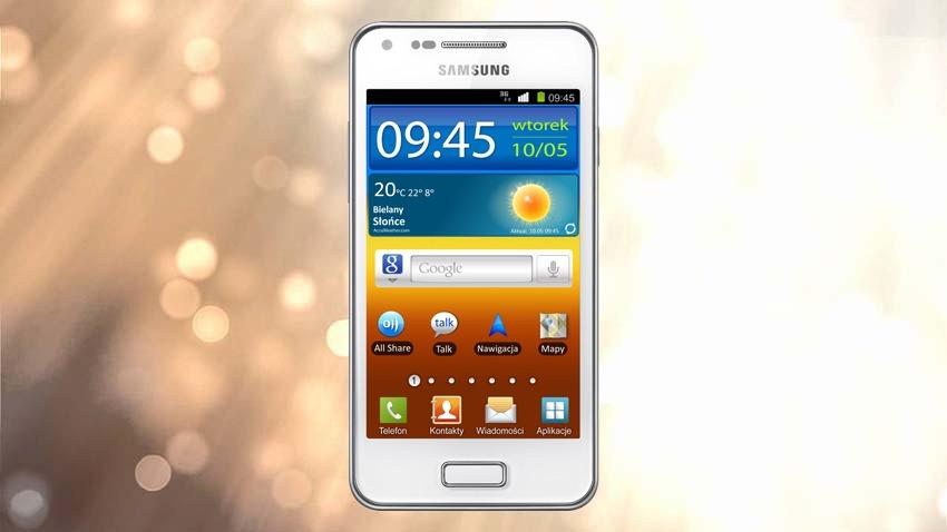 Photo of Test Samsung Galaxy S Advance