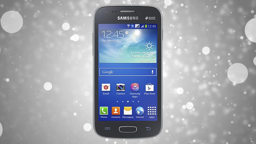 Photo of Test Samsung Galaxy Ace 3