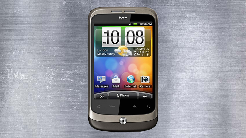 Photo of Test HTC Wildfire