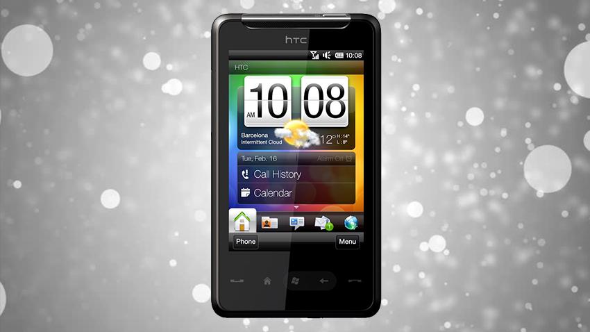 Photo of Test HTC HD Mini
