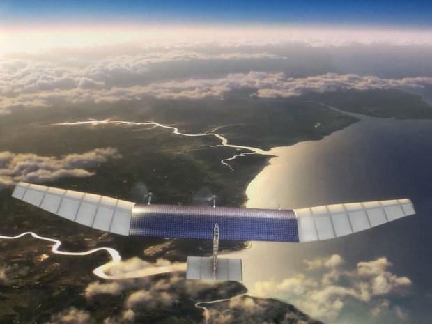 news-facebook-drones-2 Drony dostarczą Internet od Google'a i Facebooka