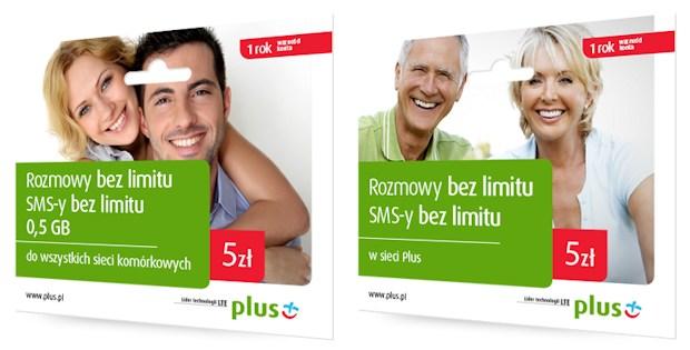 news-plus-bezlimitu-2 Nowe prepaidy Plusa: Umarł król, niech żyje król!