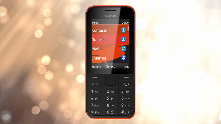Photo of Test Nokia 208