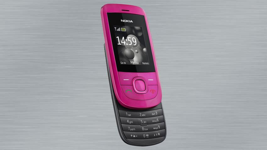 Photo of Test Nokia 2220 slide
