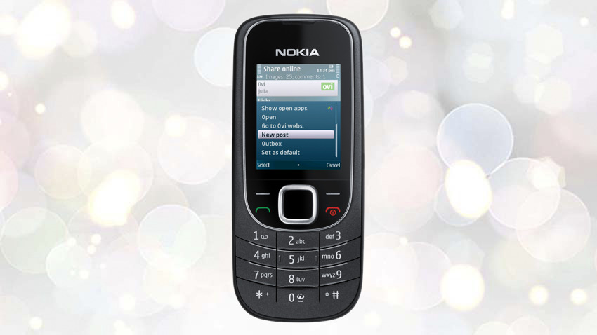 Photo of Test Nokia 2323