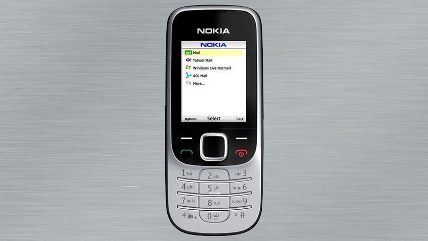 Photo of Test Nokia 2330