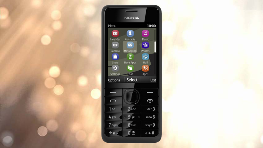 Photo of Test Nokia 301