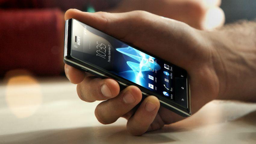Photo of Test Sony Xperia J