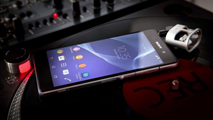 Photo of Test Sony Xperia Z2