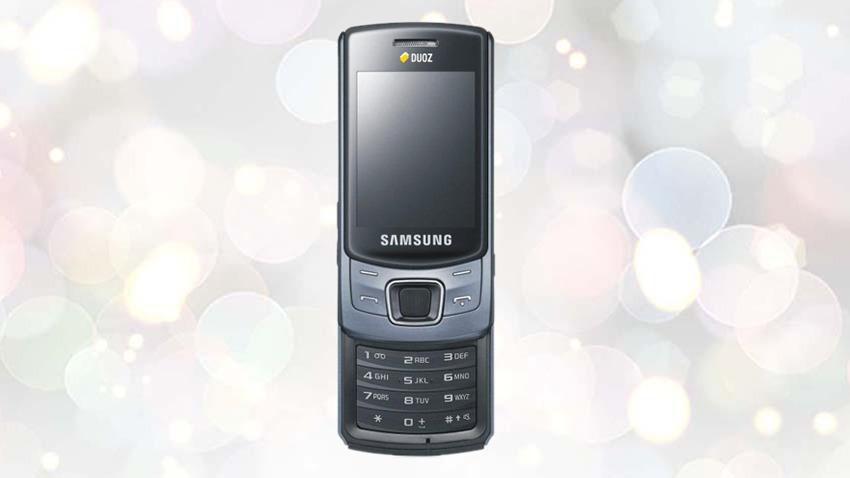 Photo of Test Samsung C6112